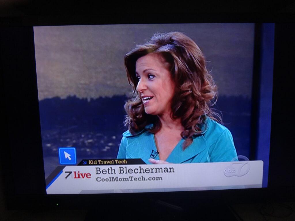 Beth Blecherman, TV