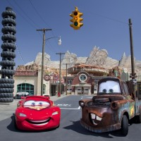 New Family Fun at Disneyland: Cars Land and Buena Vista Street Now Open