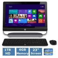 HP Envy 23 Touchsmart AiO – Fun With Apps