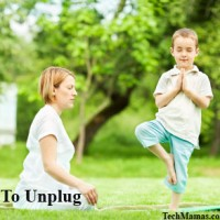 5 Tips To Unplug From Stress