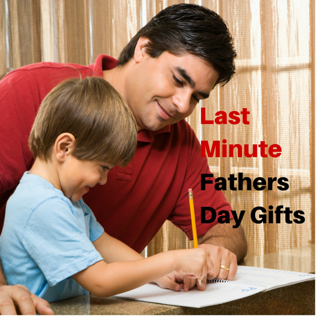Lsst Minute Fathers Day Gifts