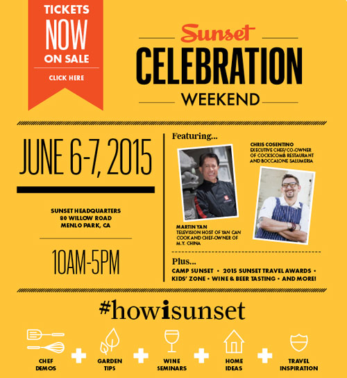 Sunset Celebration Weekend 2015