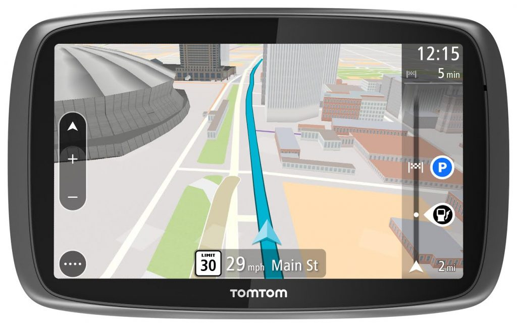 TomTom GO 500 TomTom GO 500 Portable Vehicle GPS