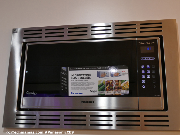Panasonic Cyclonic Microwave