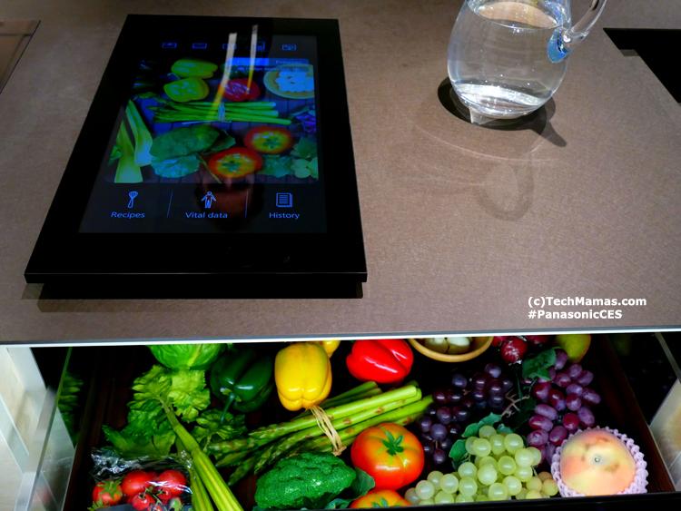Panasonic Personal Kitchen Screen