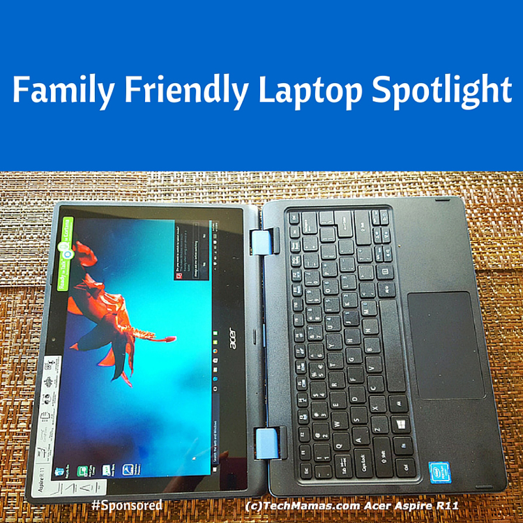 Acer R11 Laptop
