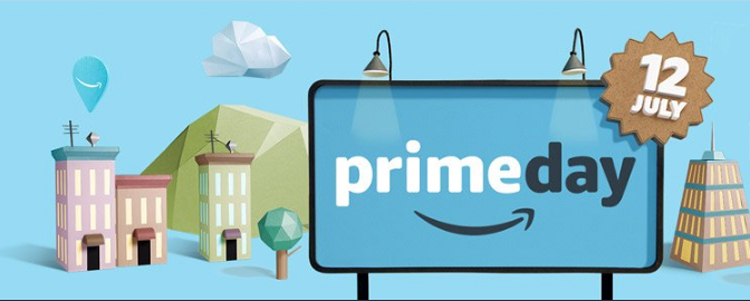 Amazon Prime Day July 12