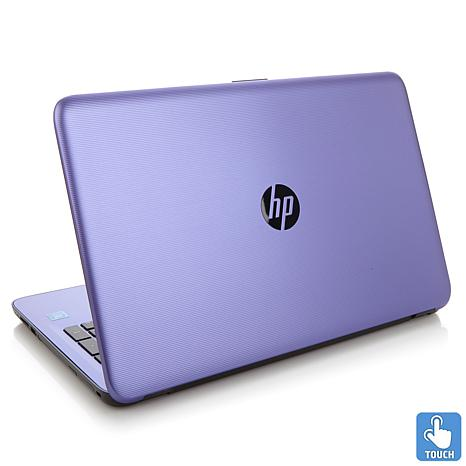 "HP 15.6"" Touch LED on sale HSN"